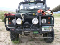 LAND ROVER DEFENDER 90 / 110 / 130 PARE-CHOCS ARB 4X4 WINCH BARS