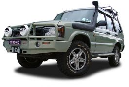 LAND ROVER DISCOVERY TD5 >02 PARE-CHOCS ARB 4X4 WINCH BAR Parechoc De Luxe