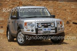 LAND ROVER DISCOVERY III PARE-CHOCS ARB 4X4 WINCH BAR Parechoc De Luxe