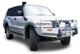 MITSUBIHI PAJERO DID 2007 PARE-CHOCS ARB 4X4 WINCH BAR Parechoc De Luxe