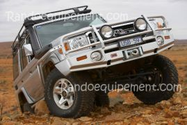 TOYOTA  71 HZJ  /  BJ 71 / 73 / 74 / 75 / 78 / 79 PARE-CHOCS 4X4 WINCH BARS ARB