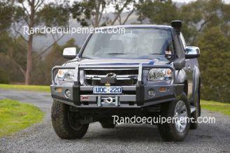 FORD  /  MAZDA BT50 >08 PARE-CHOCS ARB 4X4 WINCH BAR Parechoc De Luxe Australien
