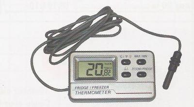 THERMOMETRE DIGITAL pour réfrigérateur 4x4