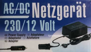 x TRANSFORMATEUR ALIMENTATION 6A CONVERTISSEUR  220 V/12 V