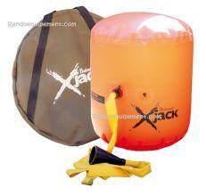 Cric Air Xjack (fonction échappement et compresseur)