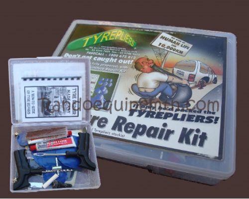 kit reparation tubeless pour pneu tyrepliers. Black Bedroom Furniture Sets. Home Design Ideas