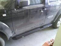 NISSAN PATHFINDER R50 PROTECTIONS LAT.