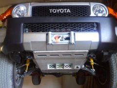 TOYOTA FJ CRUISER PROTECTIONS INF