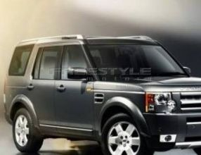 BARRES LONGITUDINALES DISCOVERY LAND ROVER 3 et 4 INTEGRALE