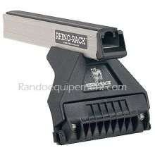 * TOYOTA  80 HDJ 80 LANDCRUISER Fixations Rhinorack x 2 paires