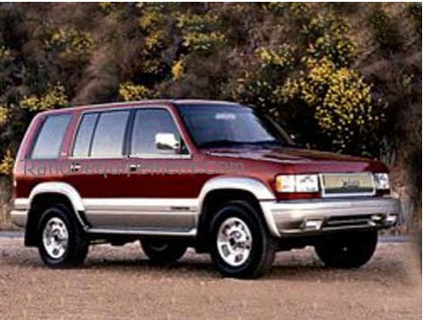 ISUZU OPEL TROOPER TD   SNORKEL SAFARI