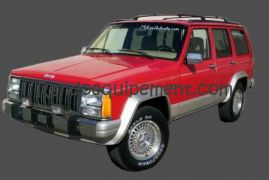 JEEP CHEROKEE XJ 84 / 95 ESSENCE   SNORKEL SAFARI