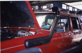 JEEP CHEROKEE XJ 95 / 97 ESSENCE   SNORKEL SAFARI
