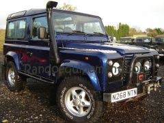 LAND ROVER DEFENDER  90 / 110 / 130   SNORKEL SAFARI