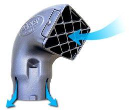 .Grille de tête snorkel SAFARI