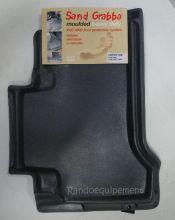 x TAPIS DE SOL POUR FORD / MAZDA B2500 / COURIER