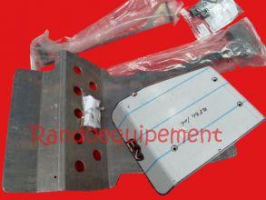 PROTECTION 4X4 TOYOTA  80 HDJ/HZJ80 PROTECTION AVANT