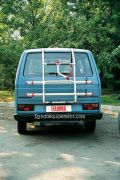 PORTE-VELOS T3 Carry Bike VW T3