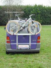 PORTE-VELOS VITO MERCEDES Jusqu'en 2004 Carry Bike