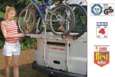 PORTE-VELOS T5 HAYON Carry-BIke VW T5 avec 2 Rail Quick Carry Bike image 1