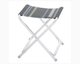 x TABOURET PLIANT RAYE CAMPING CAR