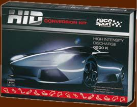 KIT DE CONVERSION HID XENON H7 8500°K POUR H7
