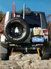 JEEP WRANGLER JK PORTE-JERRYCAN SIMPLE GAUCHE/DROIT
