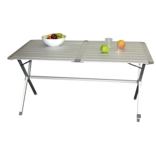 TABLE ALU 140 CAMPING CAR