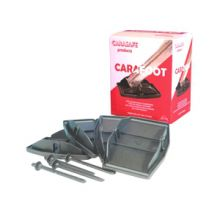 CALES CARFOOT 4 PIECES
