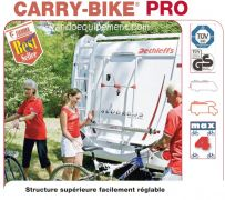 CARRY-BIKE PRO PORTE VELOS CAMPING CAR 2 VELOS image 2