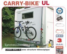 CARRY-BIKE UL  PORTE VELOS CAMPING CAR image 2
