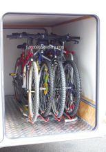 x PORTE-VELOS GARAGE PLUS CAMPING CAR 2 à 4 vélos