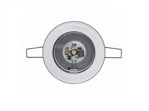 SPOT LED ENCASTRABLE DOMETIC L26RM BLANC 1W - SILVER