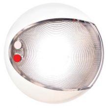 PLAFONNIER LED BLANC-ROUGE. BOITIER BLANC - plafonnier led touch blanc/rouge