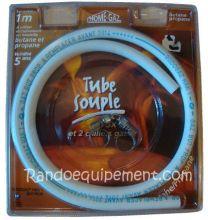 KIT TUYAU SOUPLE 1 M - LYRE - Kit tuyau souple 1 mètre lyre
