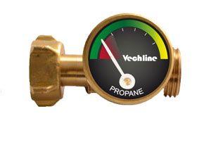 x CONTROLE GAZ PROPANE - JAUGE GAZ ANTI FUITE SECULEVEL