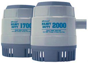 Pompe de cale immergée ''Heavy Duty'' 12V 4920