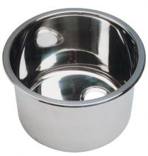 EVIER INOX CYLINDRIQUES 330 x 300 mm - evier inox cylindrique