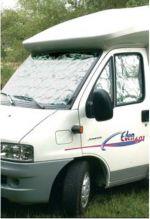Rideau d'isolation CABINE IVECO DEPUIS 2000 - GRIS