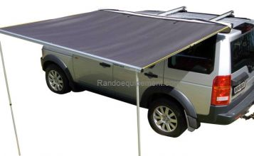 AUVENT POUR 4X4 RHINORACK SUNSEEKER - STORE 2 x 2,10 m