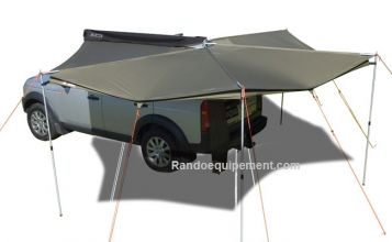 Auvent Rhinorack 4x4 Foxwing Awning Sunseeker Store Pour