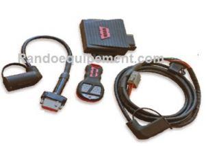 TREUIL 4X4 HALAGE WORKS Radio commande avec émetteur / récepteur.