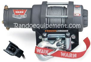 TREUIL 4X4 GRANDE PERFORMANCE WARN 16.5TI
