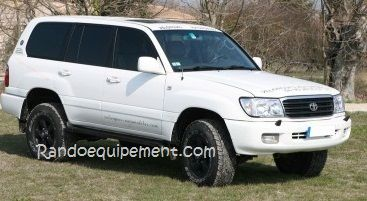 TOYOTA 100 HDJ ARRIERE TRES TRES LOURD RESSORT HELICOIDAL KING SPRINGS
