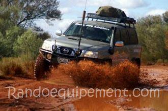 NISSAN Patrol Y60 5P REHAUSSE 50 mm