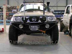 SUPPORT ANTENNE/ROUE 35'' NISSAN PATROL Y61