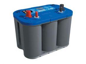 BATTERIE OPTIMA BLEUE EN 12V - 50AH Batterie de servitudes 4x4 campingcar Bateau
