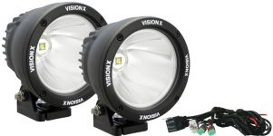 CANNON PHARE LED  VISION X 170mm 50W