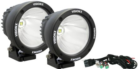 CANNON PHARE LED  VISION X 300mm 90W