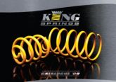 LAND ROVER Defender 90 TD4 AVANT MEDIUM RESSORT HELICOIDAL KING SPRINGS image 1